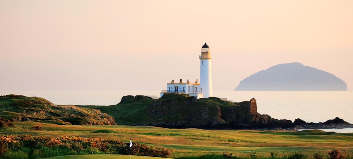 LEGENDARY GOLF AT TURNBERRY Image